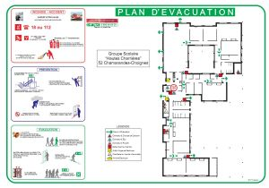 exigences d'installation d'évacuation directe